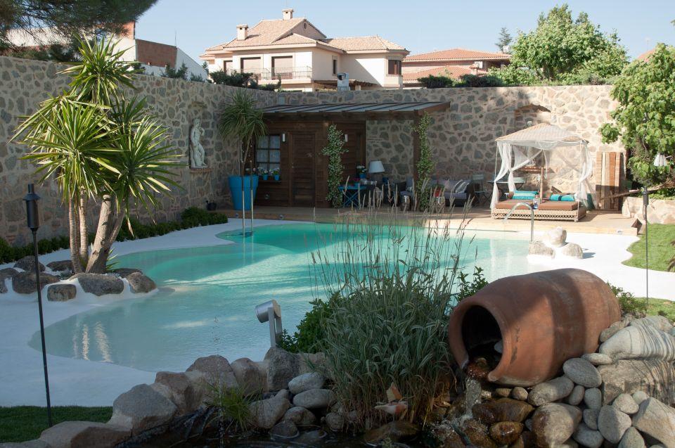 Construcci n de piscinas for Construccion de piscinas de hormigon paso a paso